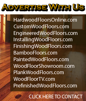 Advertise on Hardwood Floors Online!